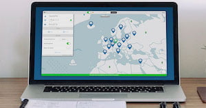 Viele Server, top Speed - NordVPN