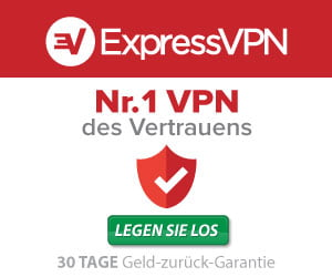 Hier Top VPN zu Top Konditionen sichern: ExpressVPN