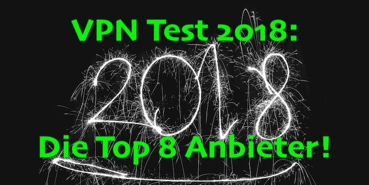 Sicher und anonym surfen? Im VPN Test 2018 erfährst du, mit welchen Anbietern das geht!