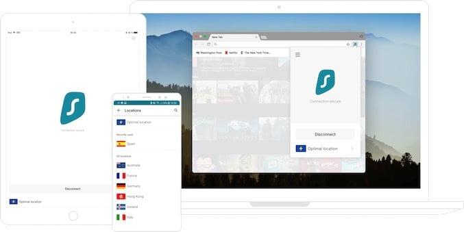 Ein VPN für alle Geräte günstig bekommen? Surfshark im VPN Test 2018 checken!
