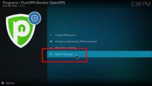 Kodi VPN mit PureVPN - die Verbindung steht innerhalb weniger Sekunden!