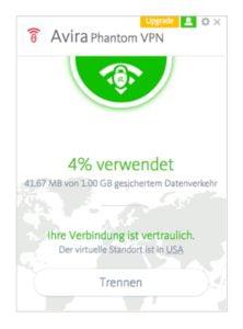 Avira Phantom VPN: Das kostenlose VPN für den Urlaub und unterwegs.