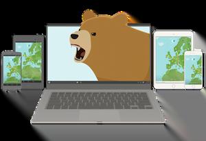 Bärenstarker VPN Service: TunnelBear im VPN Vergleich!