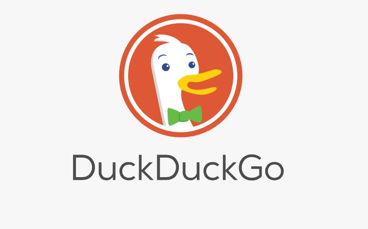 Top 3 anonyme Suchmaschinen - DuckDuckGo