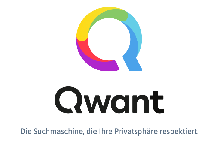 Anonyme Suchmaschinen im Überblick: Qwant!