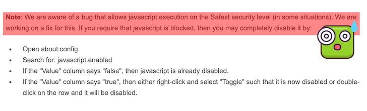 Tor Browser Entwickler warnen vor Sicherheitslücke!